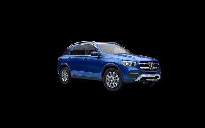 2021 Mercedes-Benz GLE Brilliant Blue Metallic