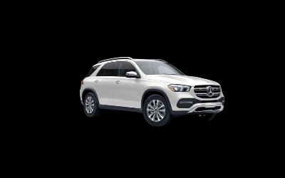2021 Mercedes-Benz GLE designo® Diamond White Metallic