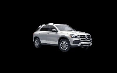 2021 Mercedes-Benz GLE Iridium Silver Metallic
