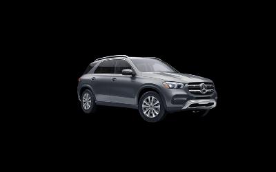 2021 Mercedes-Benz GLE Selenite Gray Metallic
