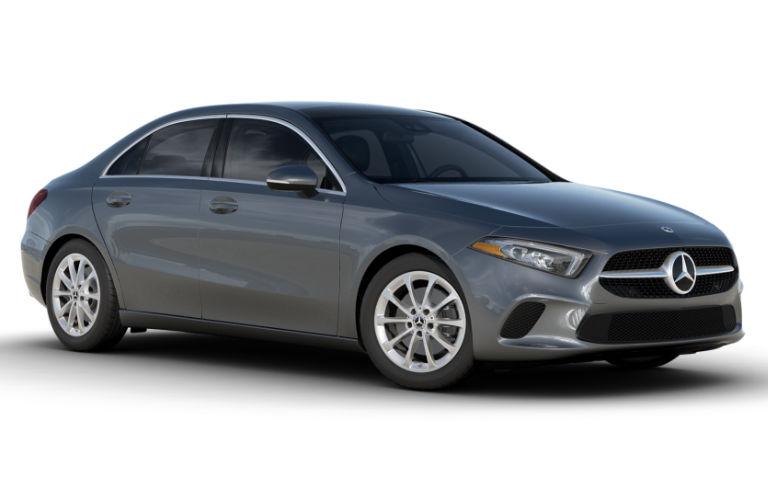 2021 Mercedes-Benz A-Class Moutain Grey metallic