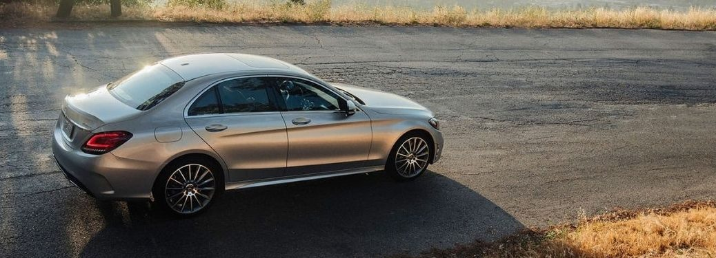 2021 Mercedes-Benz C-Class is available in 8 different exterior paint color options