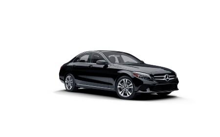 2021 Mercedes-Benz C-Class Black