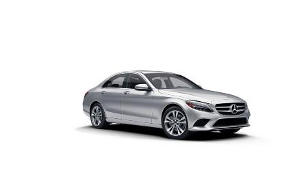 2021 Mercedes-Benz C-Class Iridium Silver metallic