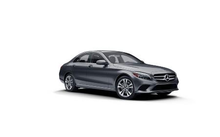 2021 Mercedes-Benz C-Class Selenite Grey metallic