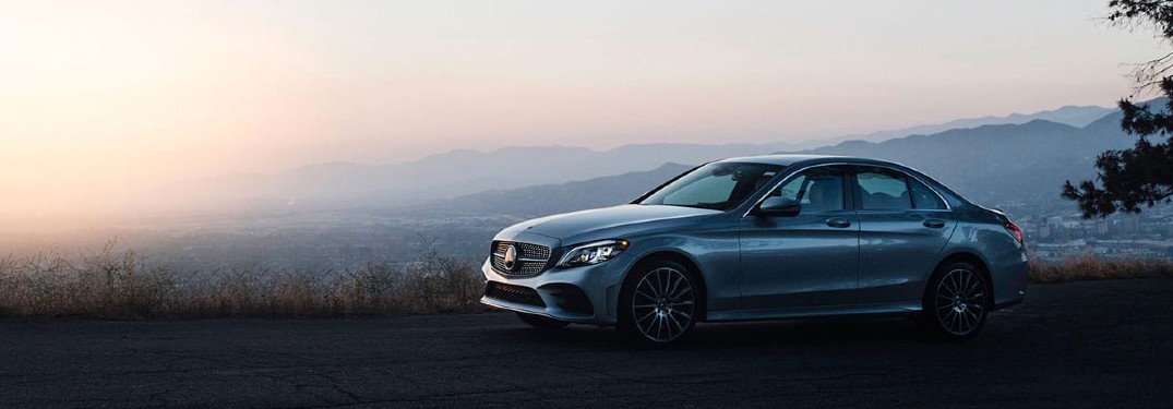Innovative safety features help give the 2021 Mercedes-Benz C-Class a top rating