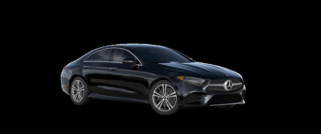 2021 Mercedes-Benz CLS Black_o