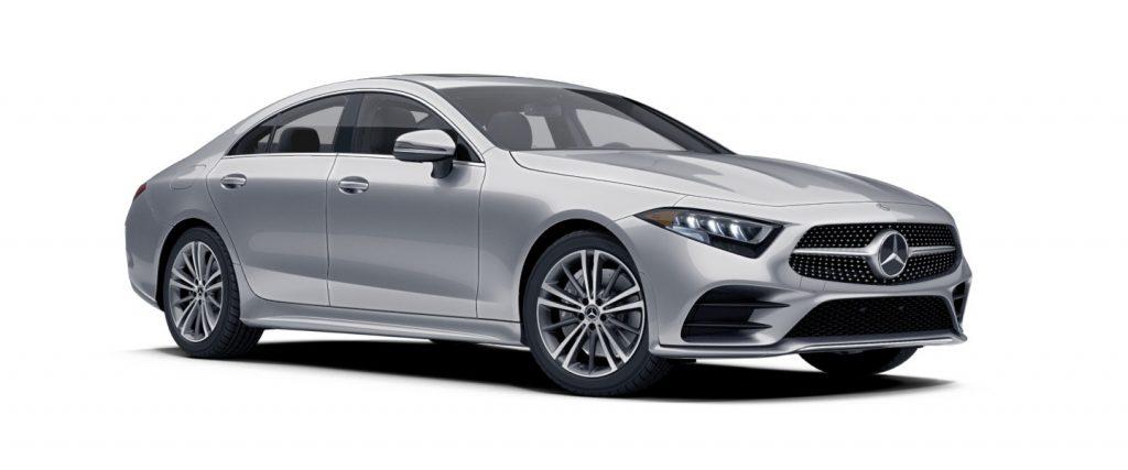 2021 Mercedes-Benz CLS Cirrus Silver metallic _o