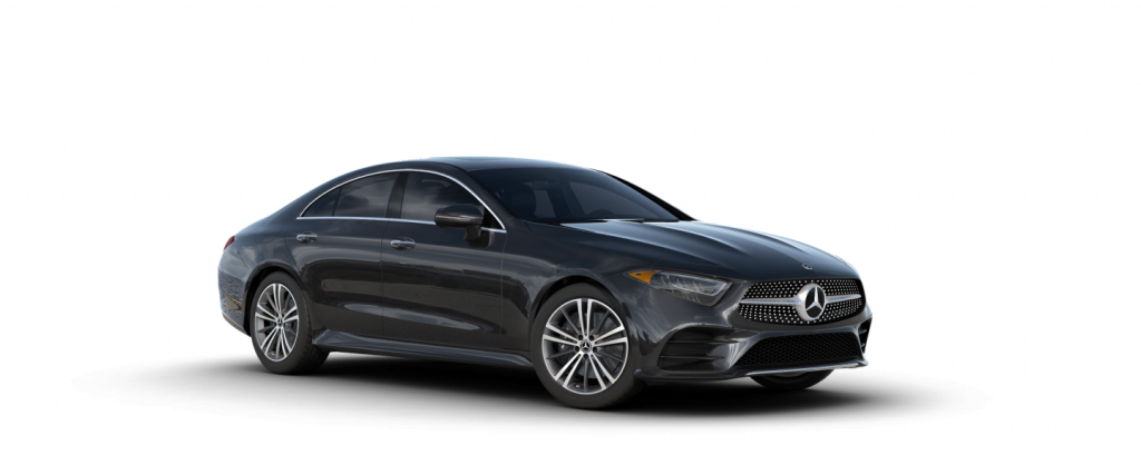 2021 Mercedes-Benz CLS Graphite Grey metallic_o