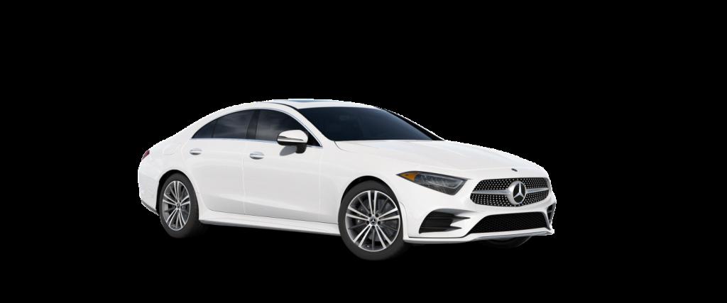 2021 Mercedes-Benz CLS Polar White_o