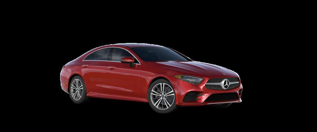 2021 Mercedes-Benz CLS designo Cardinal Red metallic_o