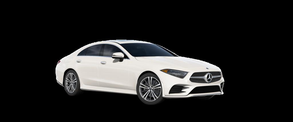 2021 Mercedes-Benz CLS designo Diamond White metallic_o