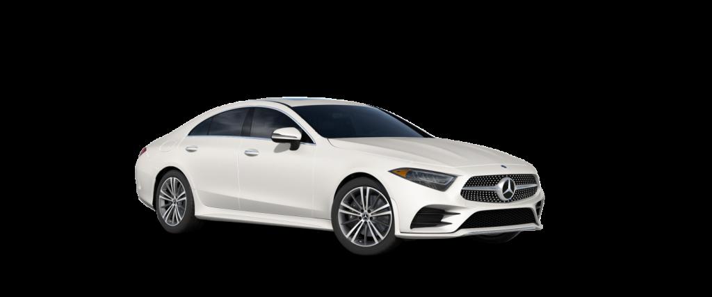 2021 Mercedes-Benz CLS designo Manufaktur Cashmere White Magno_o