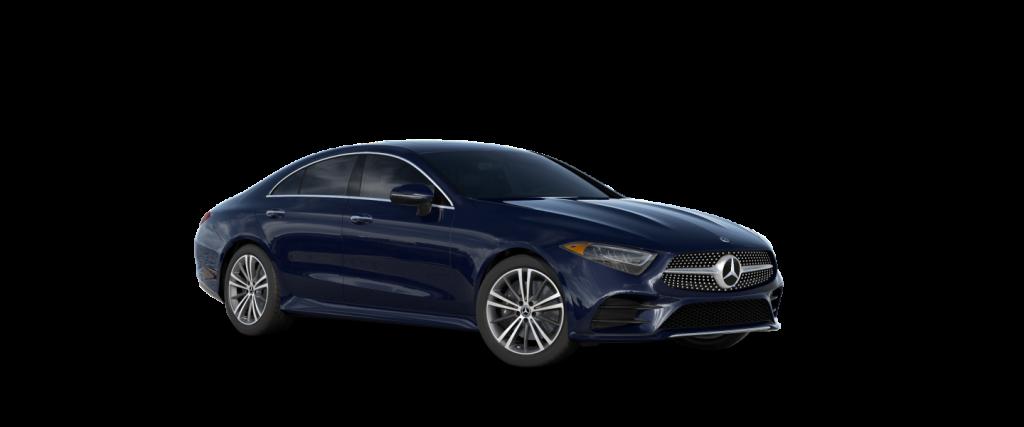 2021 Mercedes-Benz CLS designo Manufaktur Midnight Blue_o