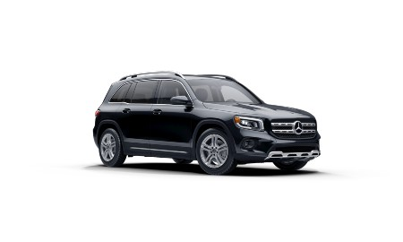 2021 Mercedes-Benz GLB Cosmos Black metallic