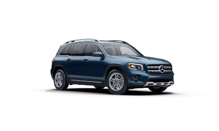 2021 Mercedes-Benz GLB Denim Blue metallic