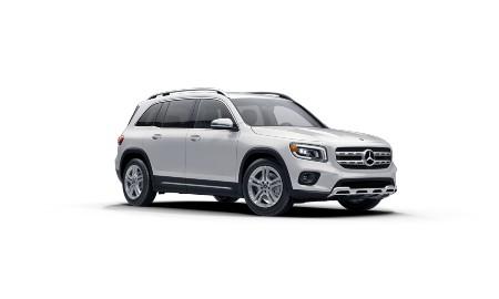 2021 Mercedes-Benz GLB Digital White metallic