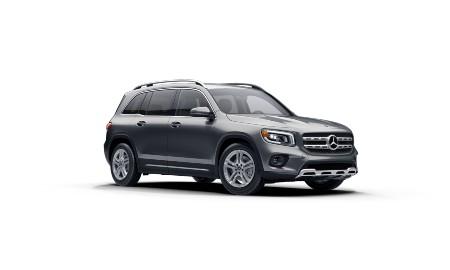 2021 Mercedes-Benz GLB Mountain Grey metallic