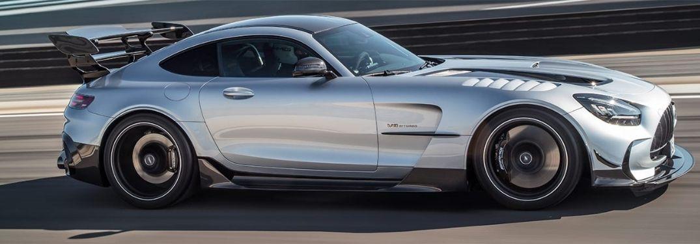 2021 Mercedes-Benz AMG* GT Black Series side view