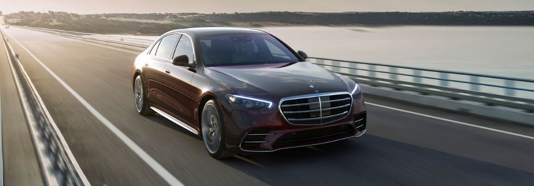 2021 Mercedes-Benz S-Class is available in 11 different exterior paint colors.