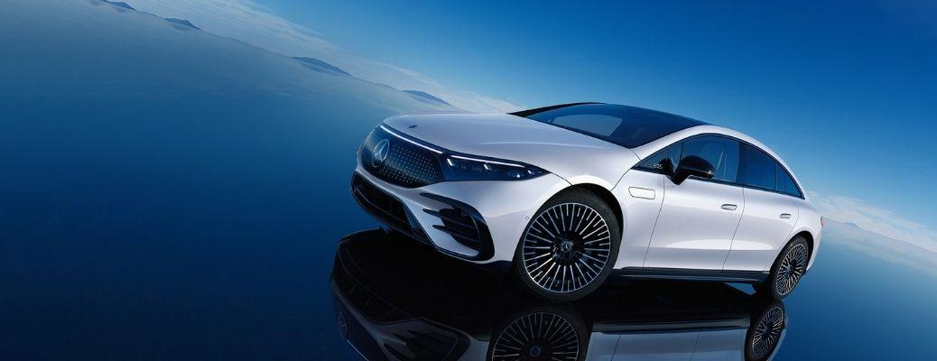 2022 EQS Sedan from Mercedes-EQ stylish image