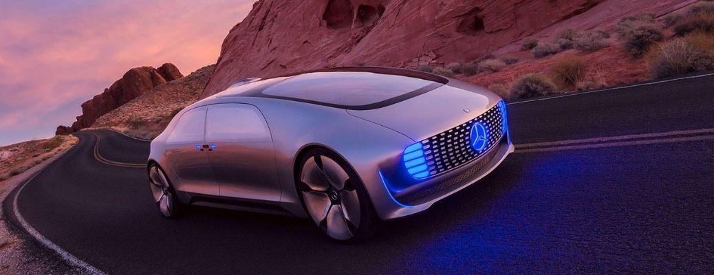 F 015 Luxury in Motion from Mercedes-Benz
