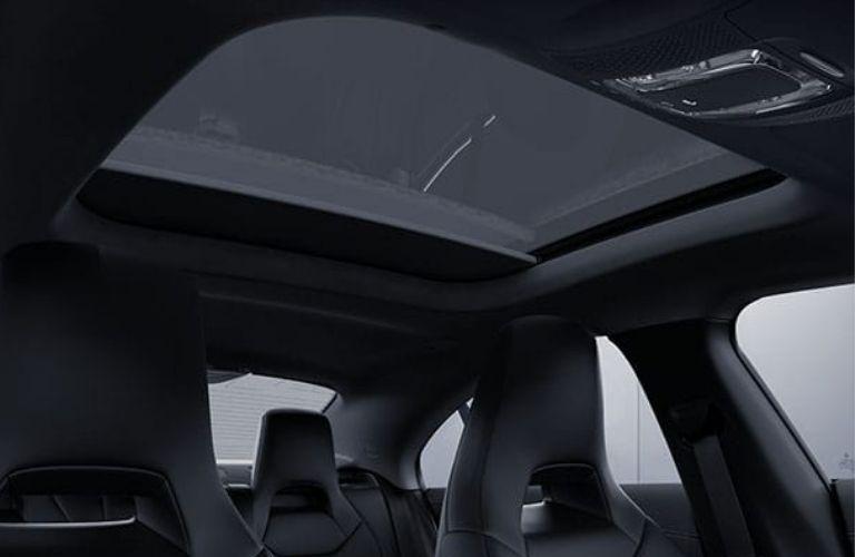 2021 Mercedes-Benz roof top