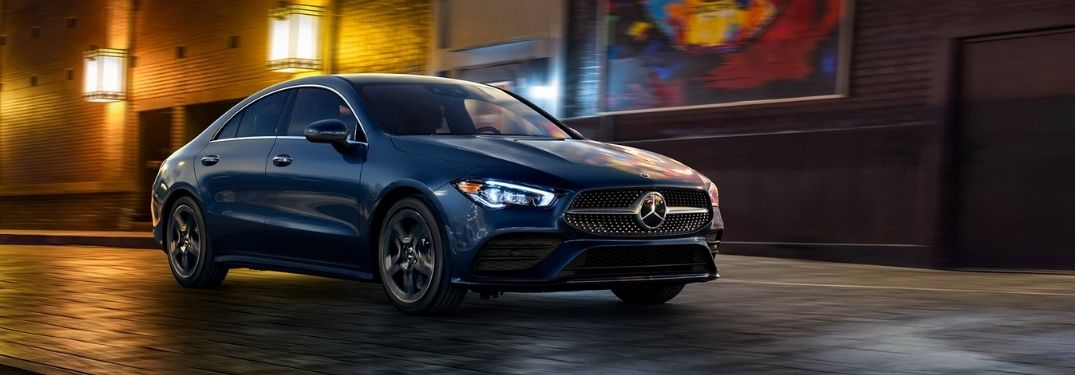 How Spacious and Comfortable is the 2021 Mercedes-Benz CLA?