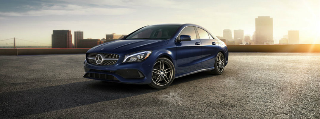2016 mercedes benz cla250 features in montgomery al for Mercedes benz jobs alabama