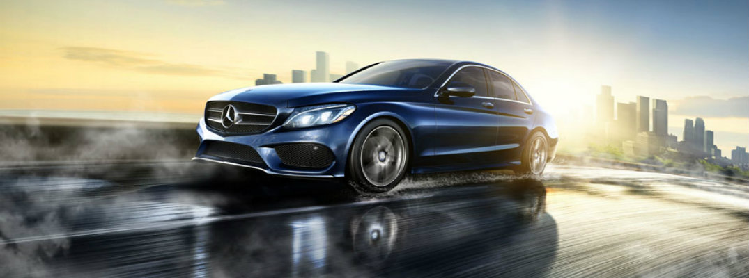 2017 Mercedes-Benz C-Class safety and driver assistance features