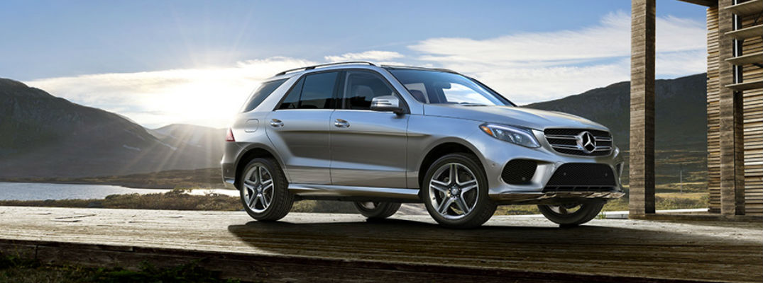 2017 mercedes benz gle engine options for Mercedes benz silver spring service