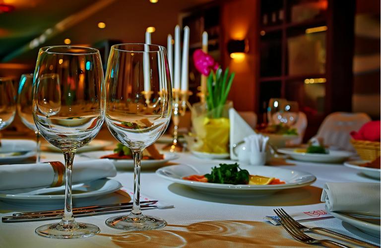 Image result for valentine's day dinner scene