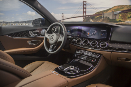 Does The 2018 Mercedes Benz E 300 Have A Sunroof B O Jack Ingram