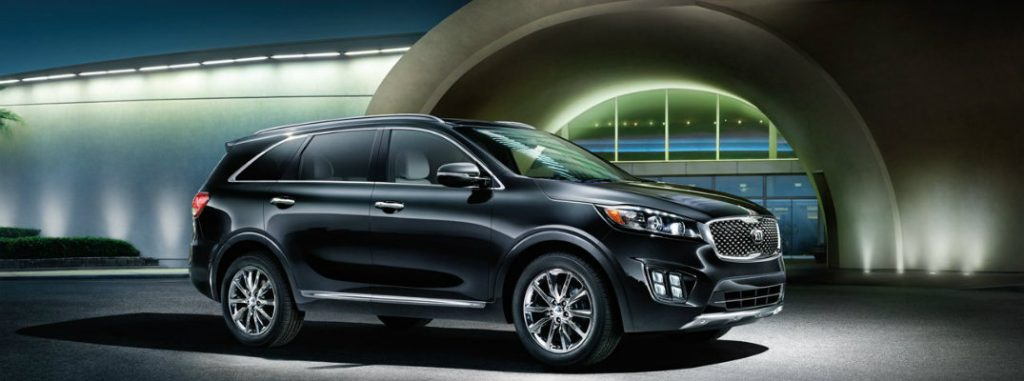 Available Color Options On The 2017 Kia Sorento