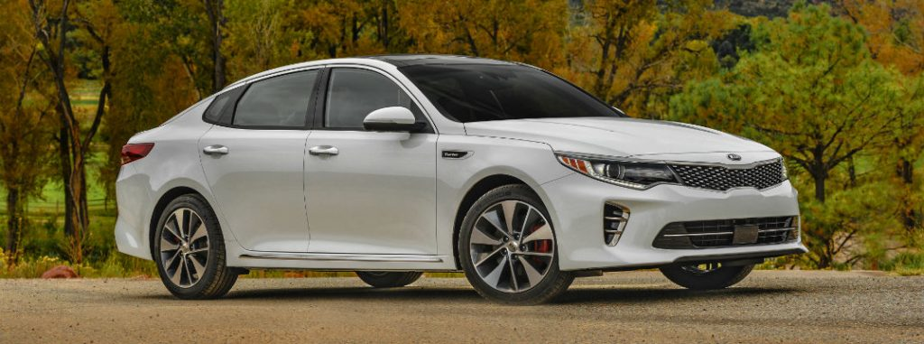 team gunther kia welcomes 2018 optima to our showroom. Black Bedroom Furniture Sets. Home Design Ideas