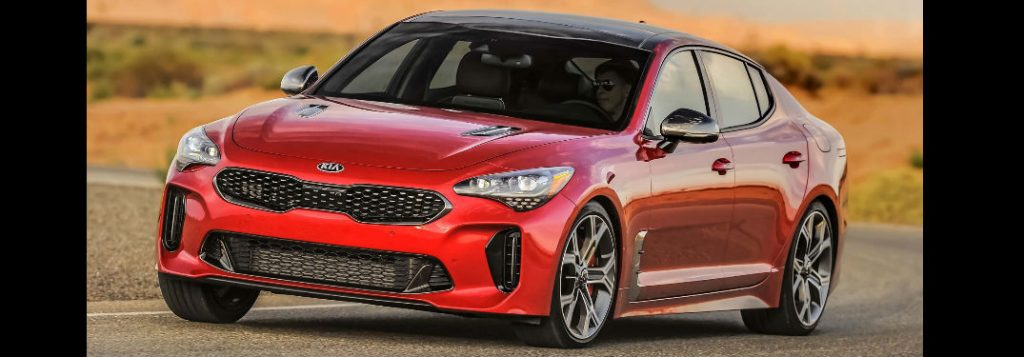 Can The Kia Stinger Beat Cars From Bmw And Porsche Find