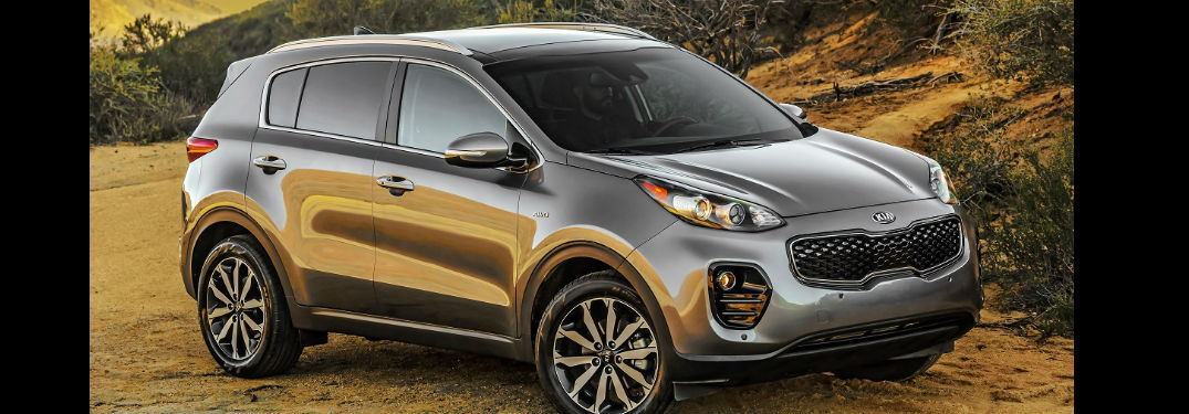 What 2019 Sportage Trims Offer Advanced Safety Technology?