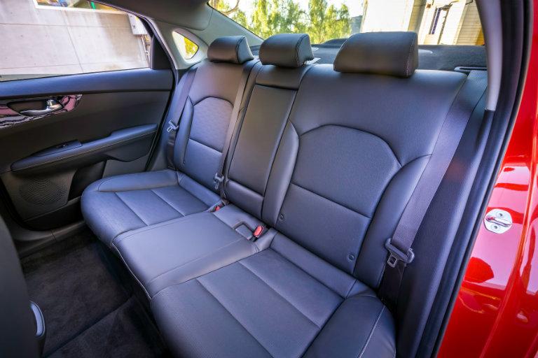 2019 Kia Forte Sedan Cargo Space And Increased Dimensions