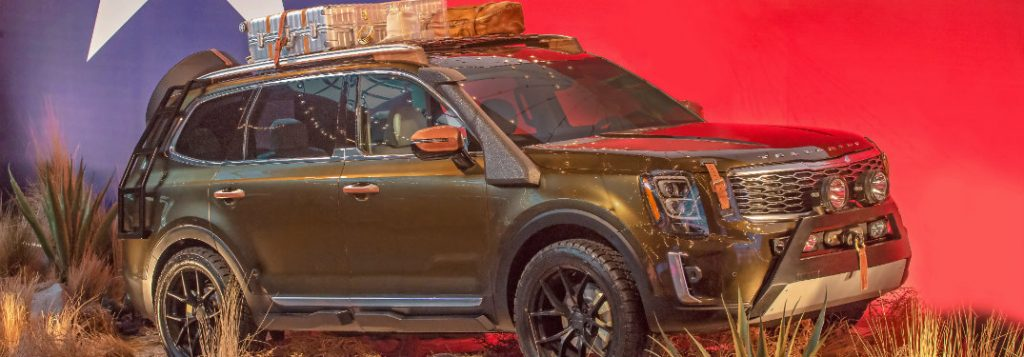 2020 Kia Telluride Release Date and Special Fashion Week Model