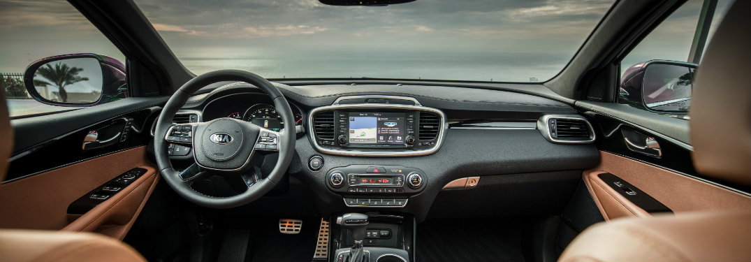Connectivity Features on the 2019 Kia Sorento