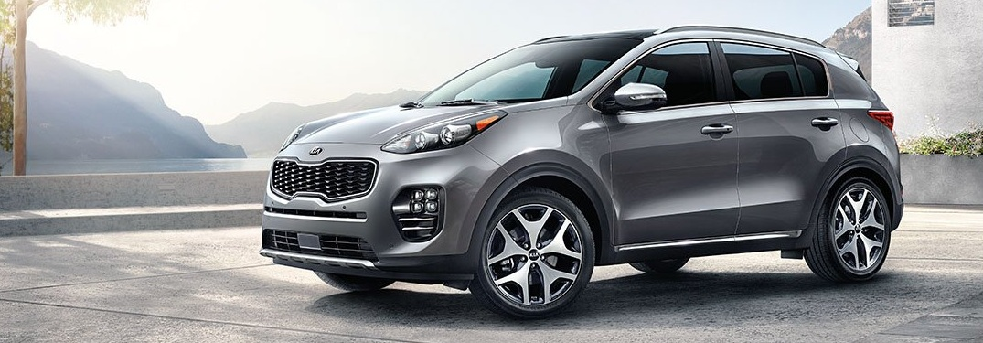 Are there multiple engines available for the 2019 Sportage?
