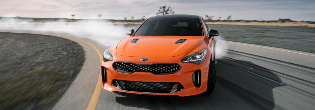 Which Kia Stinger is the fastest?