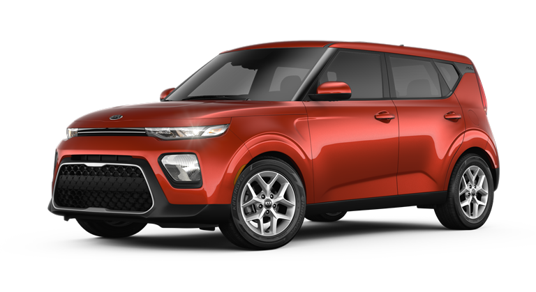 what exterior color do you want on your 2020 kia soul?