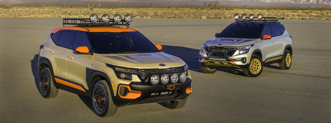 Kia already teasing concept versions of its newest crossover SUV