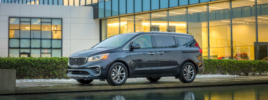Minivans continue to offer tons of space and advanced features, take a look today