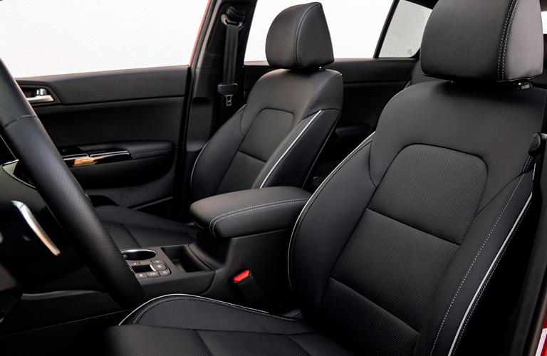 2022 Kia Sportage front passenger seats