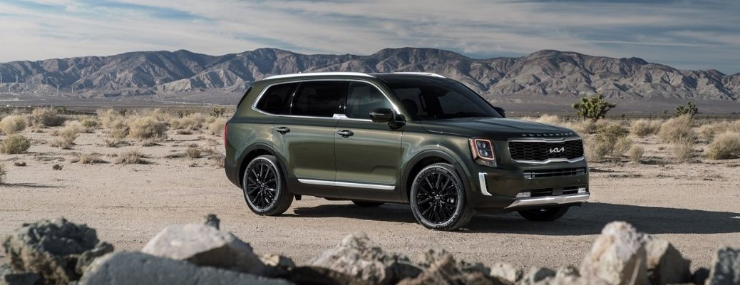 How Does the 2022 Kia Telluride Perform?