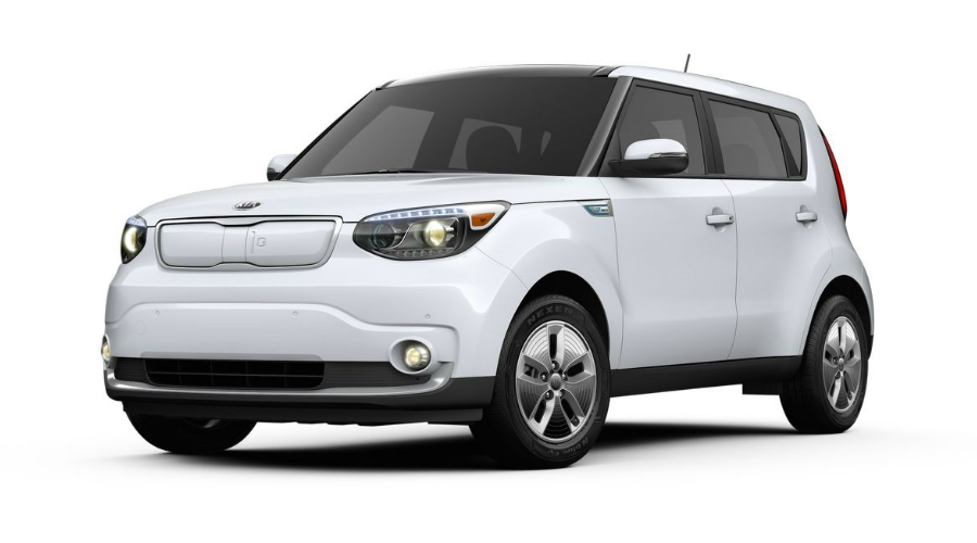 color options for the 2018 kia soul ev. Black Bedroom Furniture Sets. Home Design Ideas