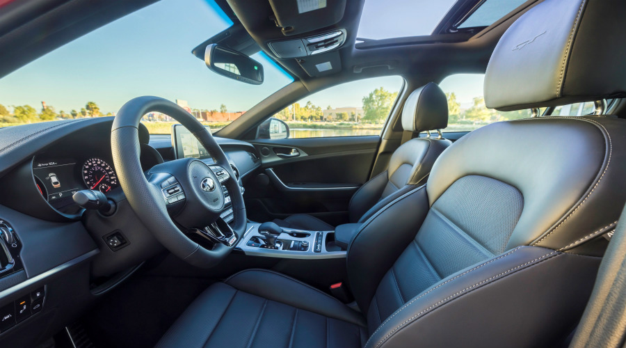 Which Kia Vehicles Have The Best Interiors B2 O Mike Murphy