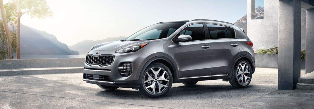 Kia Sorento Facelift 2018 >> Color Options for the 2019 Kia Sportage